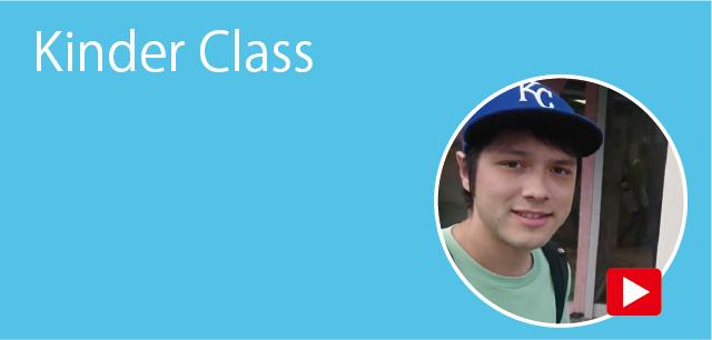 KINDER CLASS
