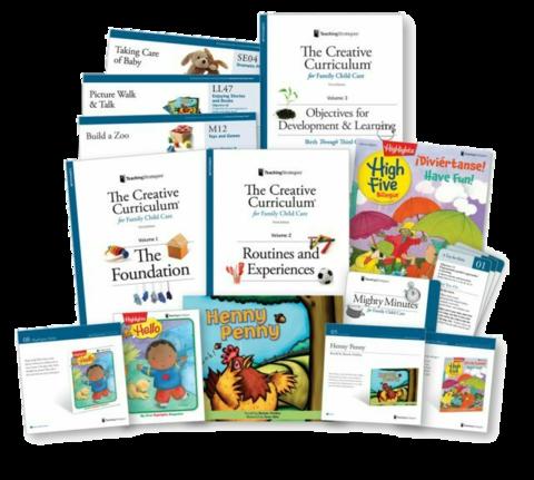 全米トップシェアの幼児教育理念 クリエイティブカリキュラム